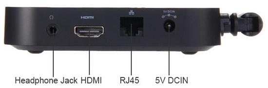Minix NEO Z64 Intel TV Box