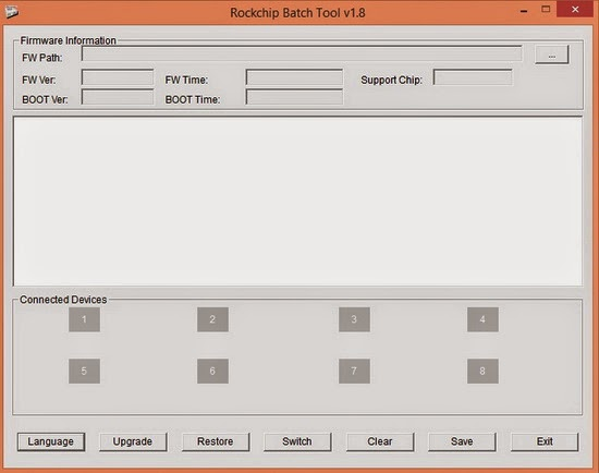 HOT! Download from here Rockchip Batch Tool 1 8!