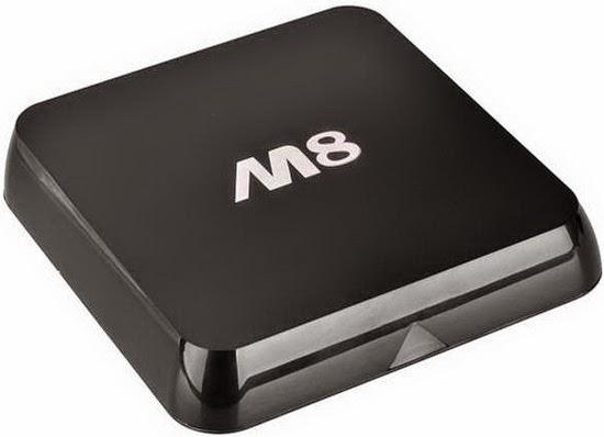 M8 TV Box