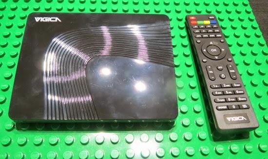 Vigica C70S Combo TV Box