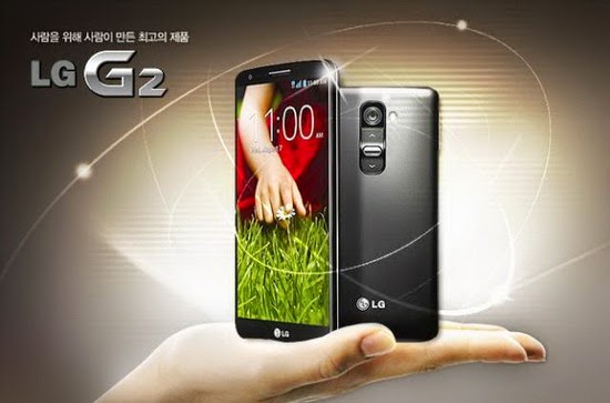 Download Android Lollipop for LG G2