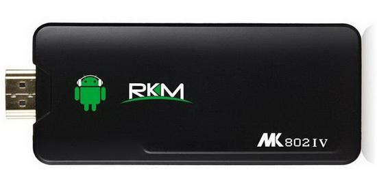 Rikomagic MK802IV