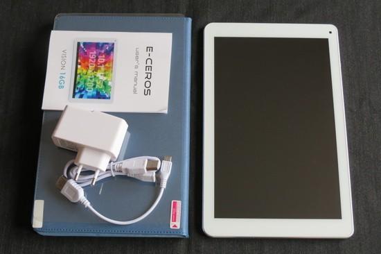 E-ceros Vision tablet