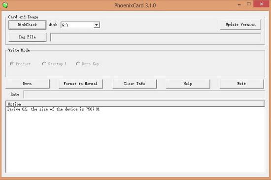 phoenixcard v306