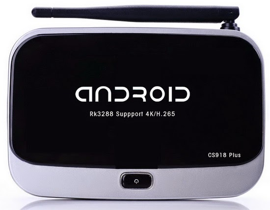 Download Android Lollipop 5 1 1 stock firmware for CS918 Plus TV Box