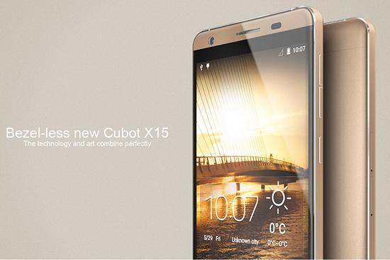 Cubot-X15