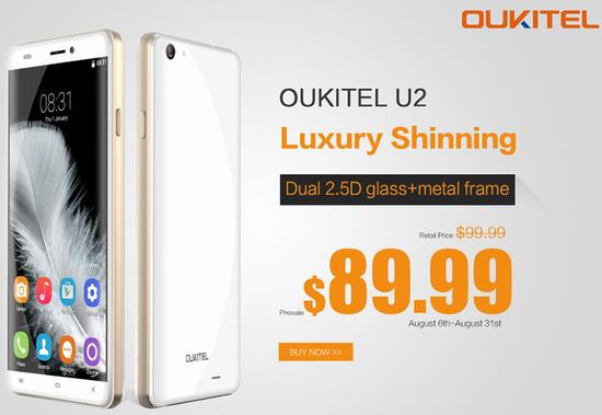Oukitel-U2