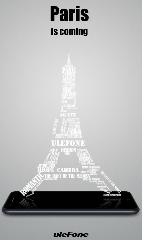 Ulefone_Paris