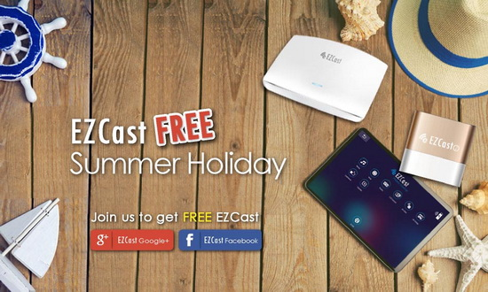 EZCast-Free-Summer-Holiday