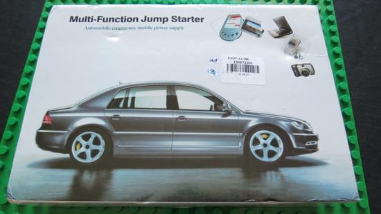 Car-Jump-Starter