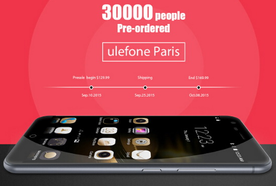 Ulefone-Paris
