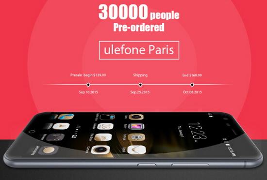 Ulefone-Paris