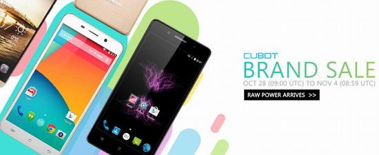Cubot-Brand-Sale
