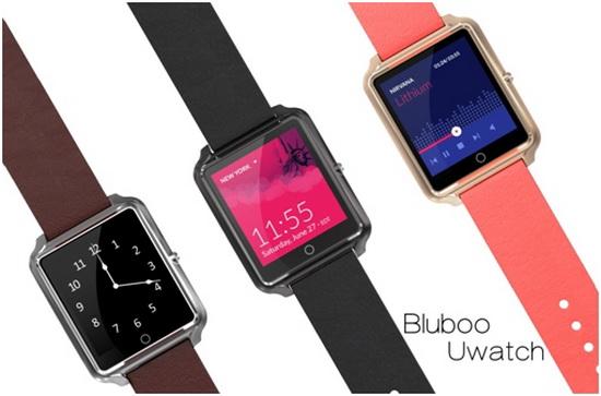 Bluboo-Uwatch