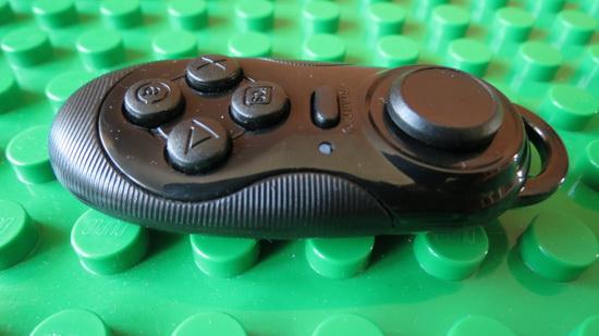 Bluetooth-Gamepad-Remote-Control