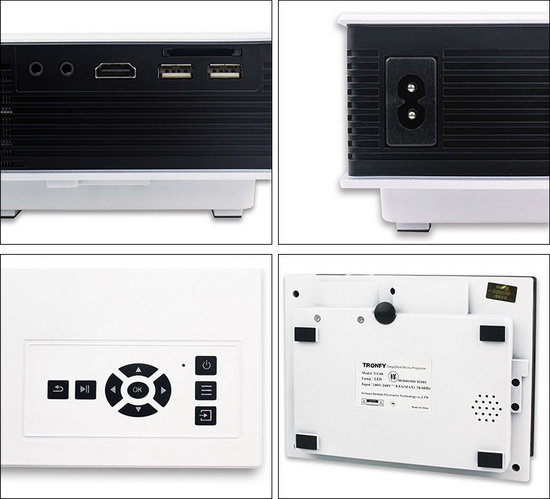 Tronfy-UC40-projector
