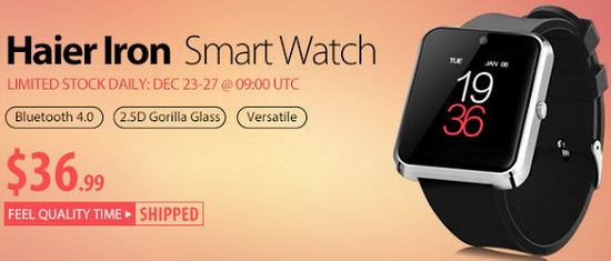 Haier-Iron-Smart-Watch