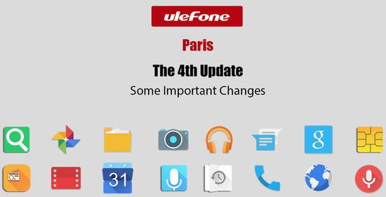 Ulefone _Paris