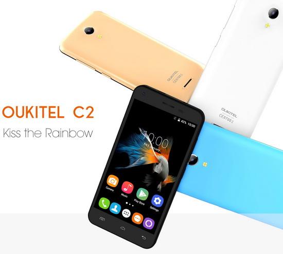 Oukitel-C2
