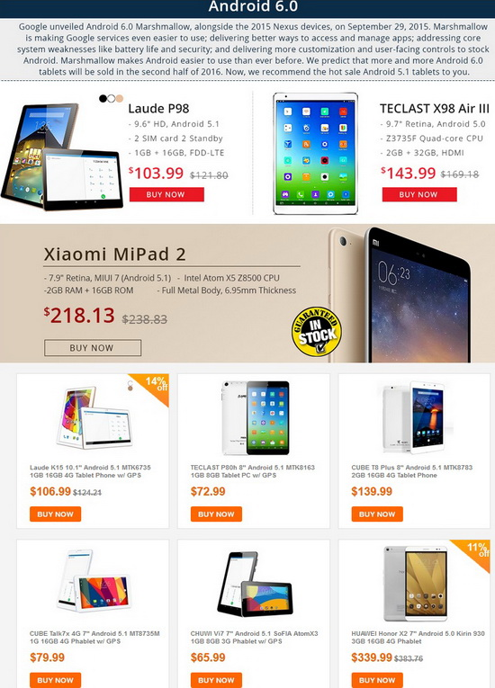 Cigabuy Site-wide 8% Reduction On Black Friday Sales At nmuiakbosczpl.ga TinyDeal has sensational spring bargains waiting for you. Cigabuy Site-wide 8% reduction on Black Friday Sales at nmuiakbosczpl.ga Best sellers at bargaining prices now!