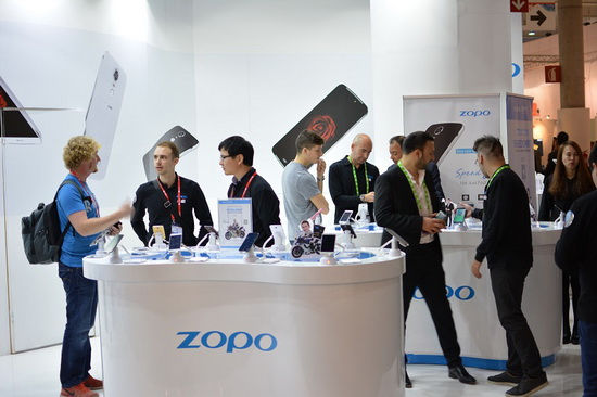 Zopo At Mwc 2016 With New Product Speed 8 China Gadgets