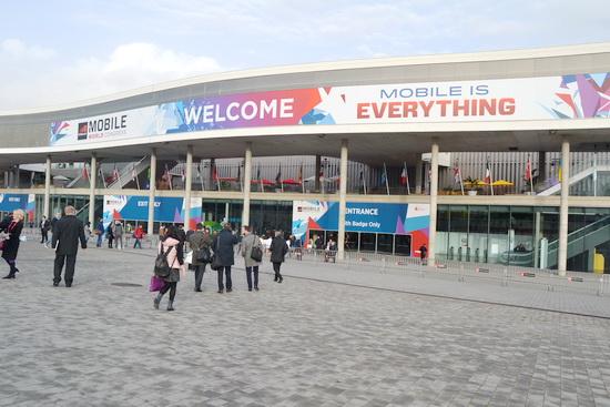 MWC-entrance