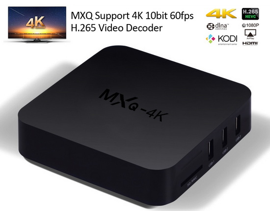 Download latest Android KitKat 4 4 4 firmware for MXQ 4K TV Box