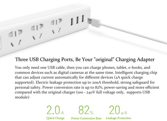 XiaoMi-3-USB-Charging-Hub-Mini-Power-Strip