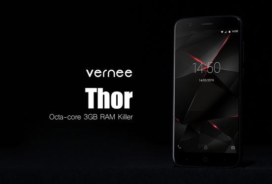 Vernee-Thor