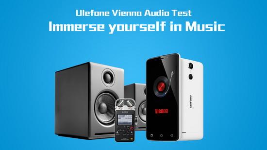 Ulefone-Vienna-Audio-test