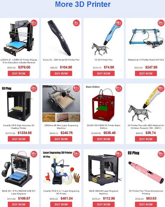 3D-Printer-Promotion-Big-Flash-Sale