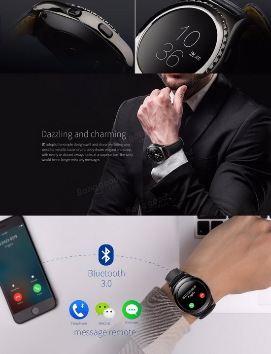 LY-Pi-Smart-Watch
