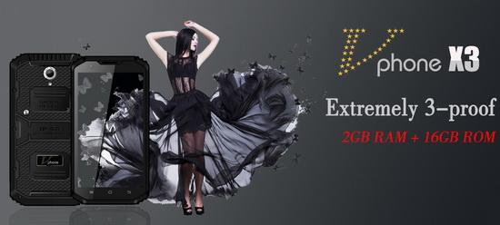 Vphone-X3