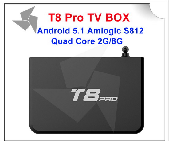 T8-PRO-Android-5-1-TV-Box-KODI-16-0-2G-8G-Amlogic-S812-Set-Top