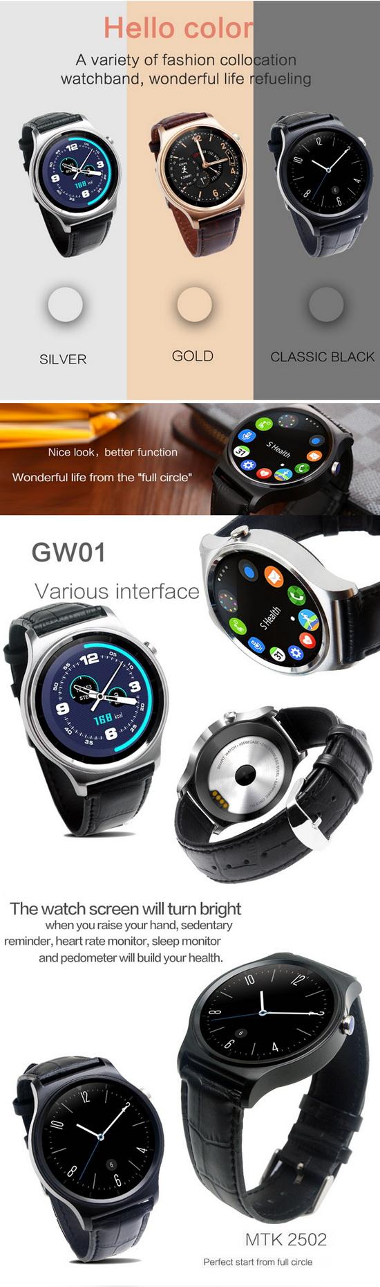Ulefone GW01