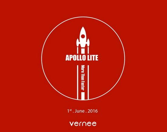 Vernee Apollo Lite