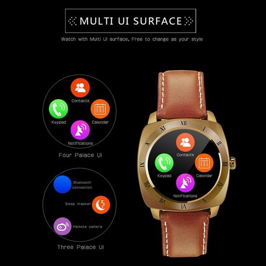 DM88 Smart Bluetooth Watch 2