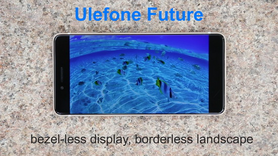 Ulefone Future display performance
