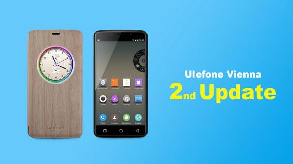 Ulefone Vienna update