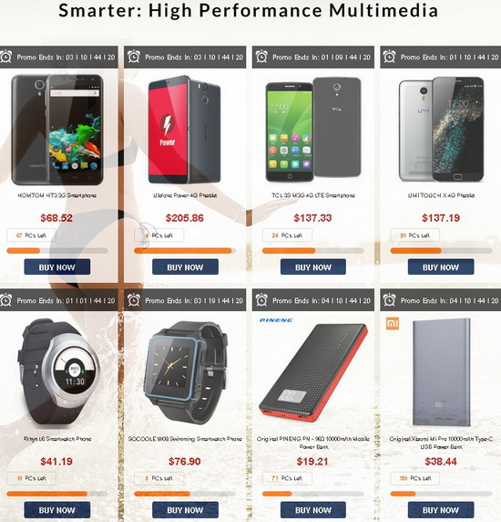 Gearbest Flash Sale