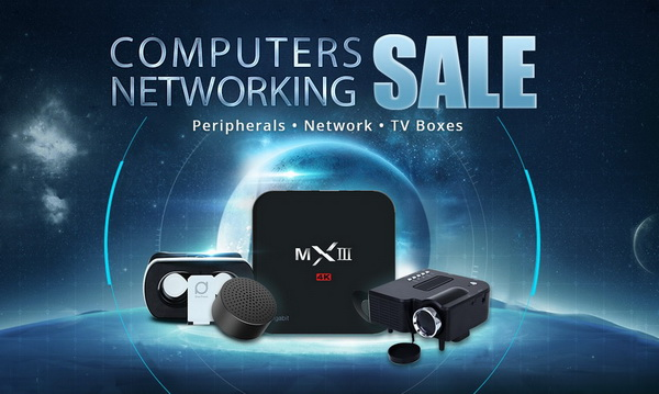 Networking Flash Sale