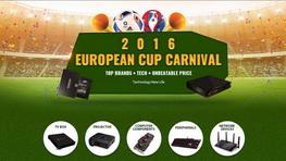 2016 European Cup Carnival mic