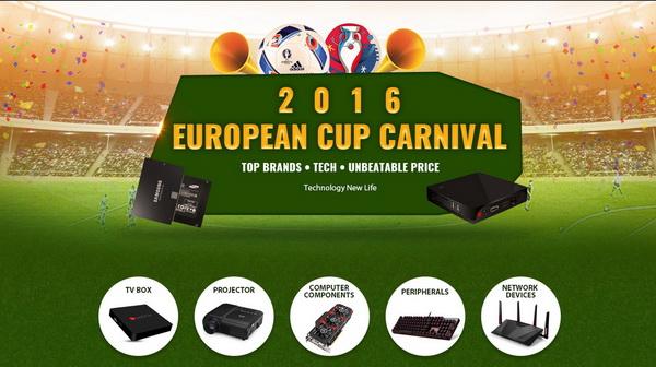 2016 European Cup Carnival
