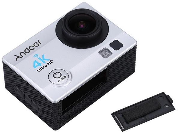 Andoer Ultra-HD 4K Action Camera 2