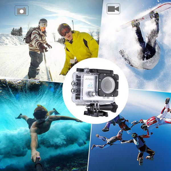 Andoer Ultra-HD 4K Action Camera 5