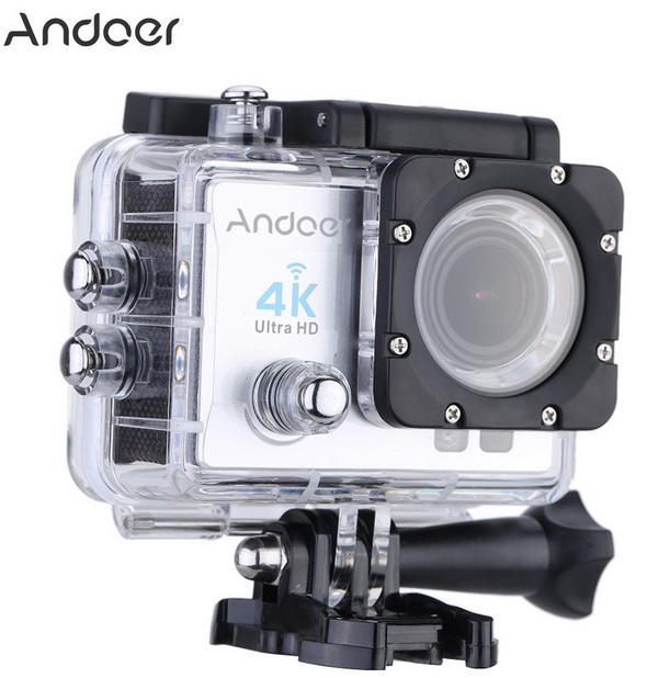 Andoer Ultra-HD 4K Action Camera