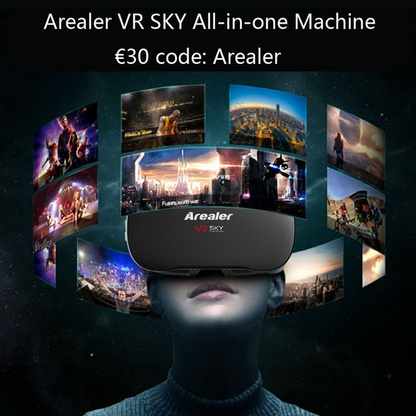 Arealer VR SKY