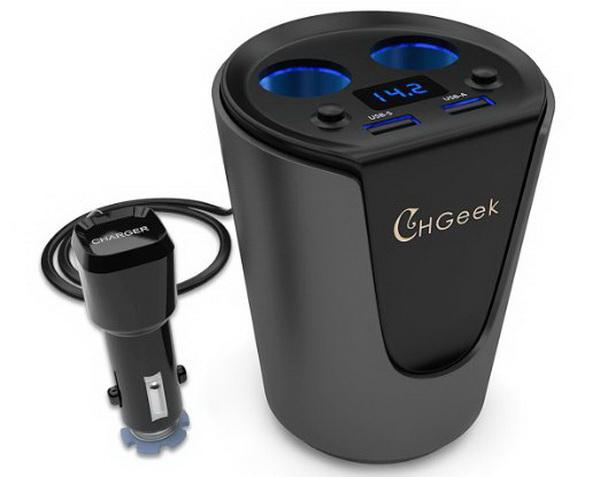 CHGeek USB Car Charger