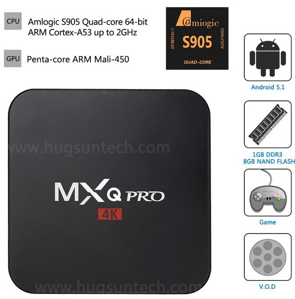 Hugsun MXQ Pro