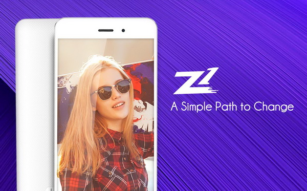 Leagoo Z1 smartphone